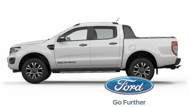 2018 Ford Ranger PX MkIII 2019.00MY Wildtrak Pick-up Double Cab