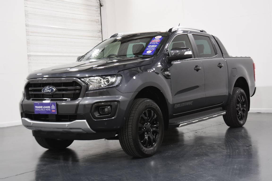 2019 Ford Ranger PX MKIII 2019.00MY WILDTRAK PICK-UP DOUBLE CAB